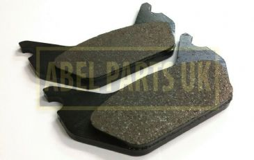 BRAKE PADS FOR JCB LOADING SHOVEL 456 (PART NO. 15/920284)